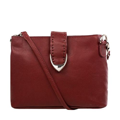 Norah W1 616Women s Wallet, pebble,  red