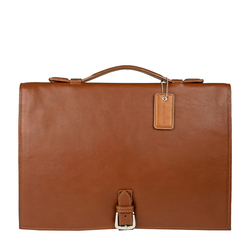 Ace Briefcase, regular,  tan