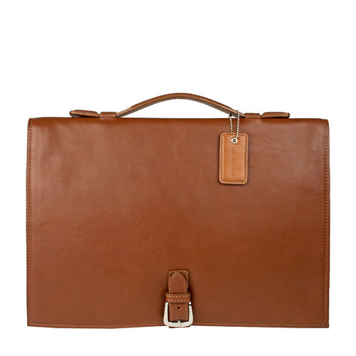 Ace Briefcase,  tan, regular