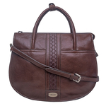 Cha Cha 02 Satchel,  red, andora