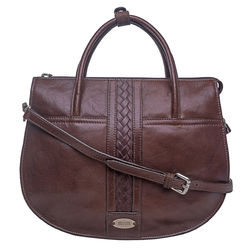 Cha Cha 02 Satchel, khyber,  brown