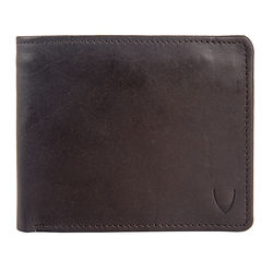 L106 Men's wallet, soho,   grey