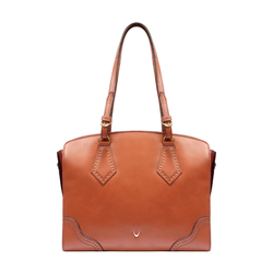 GATSBY 03 WOMENS HANDBAG SADDLE,  tan