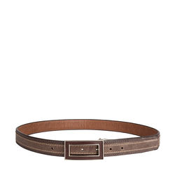 Adler Men's belt, Soweto Regular, 38-40,  brown