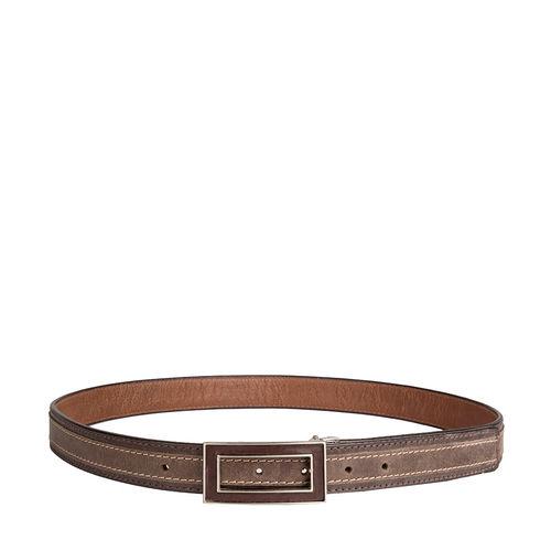 Adler Men s belt, Soweto Regular, 34-36,  brown