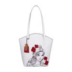 Belle 01 Women s Handbag, Ranch,  white
