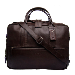 I Bag 01 Briefcase,  brown, regular