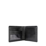 36 02 SB (RFID) MEN S WALLET MELBOURNE RANCH,  black
