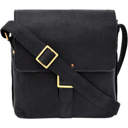 Vespucci 02 Crossbody,  black, khyber