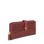 Hongkong W2 Sb (Rfid) Women s Wallet Croco,  red
