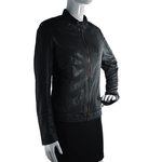 Cher Jacket, Sheep Washed,  black