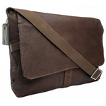 Camaro 01 Messenger Bag,  brown, siberia
