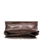 Confucius 01 Briefcase Soho,  brown