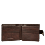 Juniper Mw1(Rf) Men s wallet,  brown