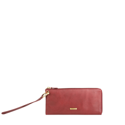 Martella W2 (Rfid) Women's Wallet, Soho Melbourne Ranch,  red