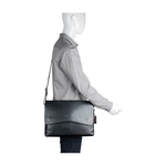 Melrose Place 03 Messenger bag Regular,  black