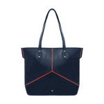 HIDESIGN X KALKI STAR 01 WOMEN S SHOULDER BAG DENVER,  midnight blue