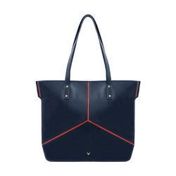 HIDESIGN X KALKI STAR 01 WOMEN'S SHOULDER BAG DENVER,  midnight blue