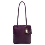 Kirsty Women s Handbag, Ranch,  aubergine