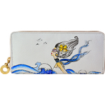St Tropez W2 Women s Wallet, Cowdeer Ranch,  white