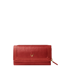 Cerys W3 (Rfid) Women's Wallet, Roma Melbourne Ranch,  red