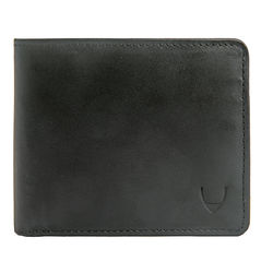 030 (Rf) Men's wallet,  black