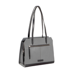 HIDESIGN X KALKI EDGE 01 WOMEN S SHOULDER BAG SOHO,  grey