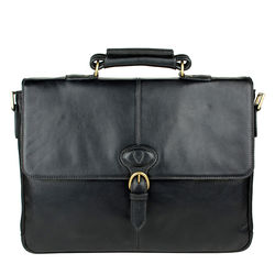 Parker 01 Briefcase, regular,  black