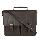 Gareth Hd 827 Briefcase, regular,  brown