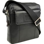 Stephenson 02 Men s Cross Body, Soho,  black