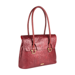 Cera 03 Women s Handbag, Elephant Melbourne Ranch,  red