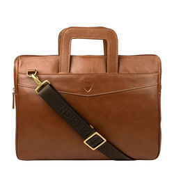 Douglas 03 Laptop bag,  tan