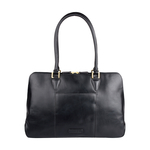 Treccia 02 Women s Handbag, Soho,  black