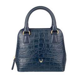 Sophie Women's Wallet, Croco Ranch,  blue
