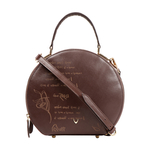 MANTRA 01 WOMENS HANDBAG SOHO,  brown