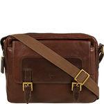 Bertoia 05 Briefcase,  brown, siberia