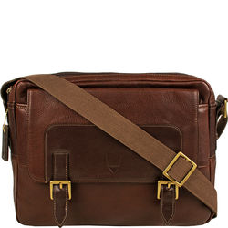 Bertoia 05 Briefcase,  brown, siberia