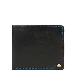 Asw005 Men's wallet, regular,  black