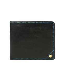 Asw005 (Rfid) Men's Wallet, Regular,  black