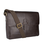 Bowfell 03 Messenger bag,  brown