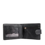 38 Men s Wallet, Roma,  black
