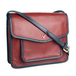 Halsey 01 Women s Handbag, Ranch Melbourne Ranch,  red