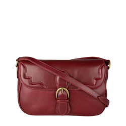 Hemlock 01 E. I Handbag,  red