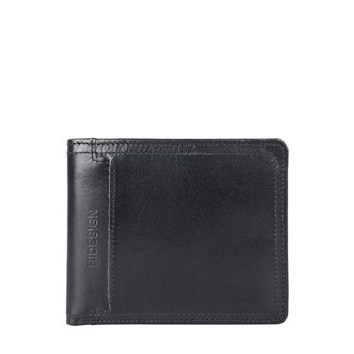 282 l107f(rfid) Wallet,  black