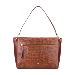 Jupiter 02 Sb Women's Handbag, Croco Melbourne Ranch,  tan
