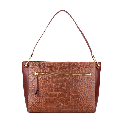 Jupiter 02 Sb Women s Handbag, Croco Melbourne Ranch,  tan