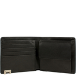 268-17 Men s Wallet, Ranch Lamb,  black