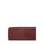 Rhubarb W2 (Rf) Women s Wallet EI Sheep,  marsala