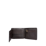 490 (RFID) MEN S WALLET RANCH,  brown