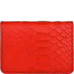 020(Rf) Men s wallet,  red